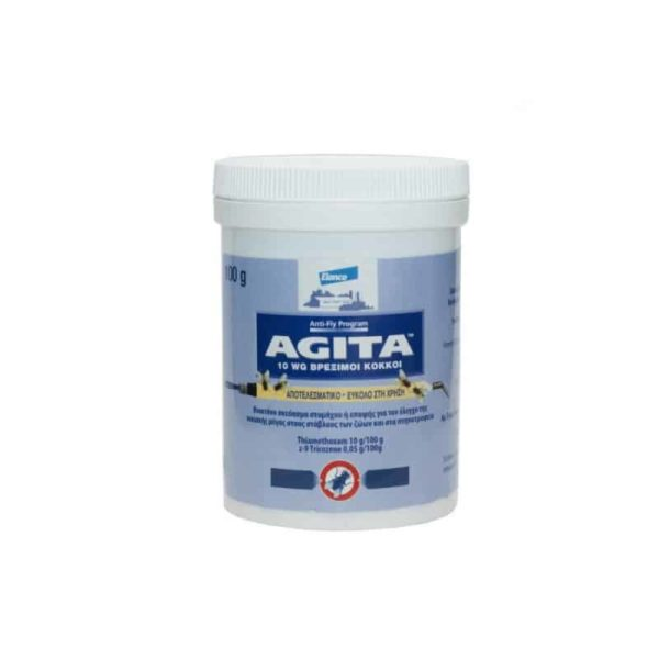 Εντομοκτόνο Agita 10WG | 100gr