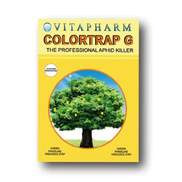 Xρωμοπαγίδα εντόμων Vitapharm Colortrap G | 1τμχ