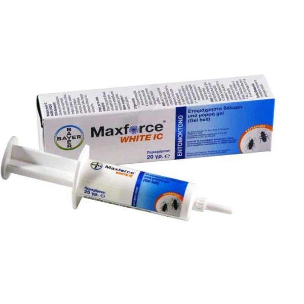 Εντομοκτόνο Maxforce White IC | 20gr
