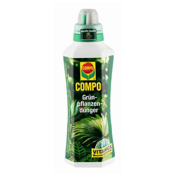Λίπασμα Compo Complesal Πράσινα Φυτά | 500cc