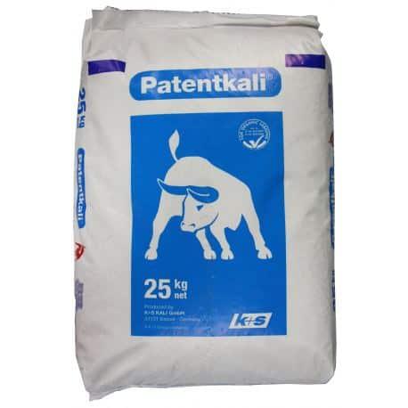 Λίπασμα Patentkali 0-0-30+10MgO (+42S) | 25 kg