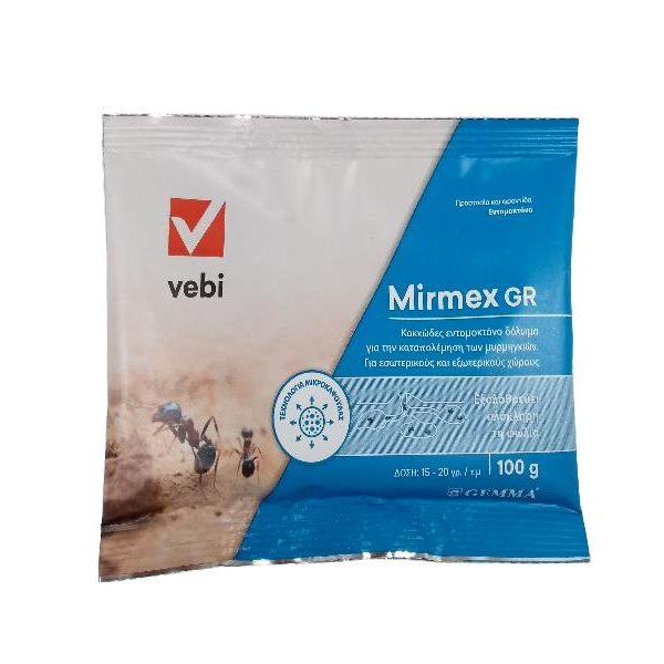 Εντομοκτόνο Mirmex GR | 100gr