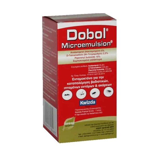 Εντομοκτόνο Dobol Microemulsion | 100cc