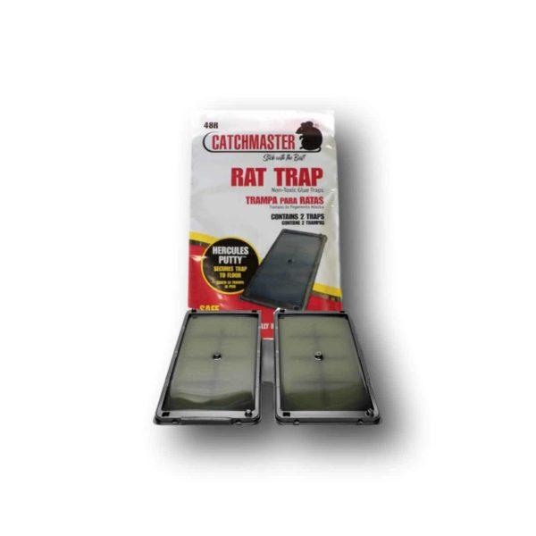 Παγίδα Ποντικών Roof-Rat-Trap Μεσαία | 1 ζεύγος