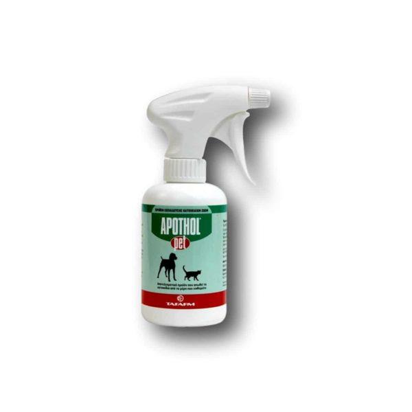 Απωθητικό Σκύλου Γάτας Apothol Pet | 250cc