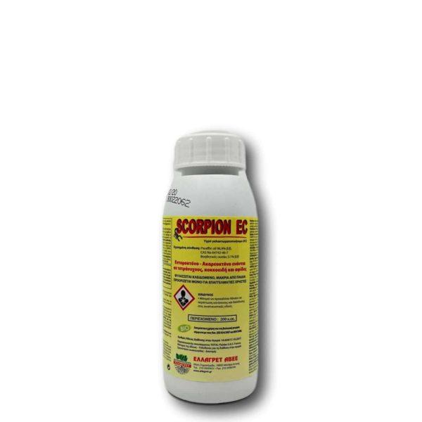 Βιολογικό Εντομοκτόνο Scorpion EC | 200cc