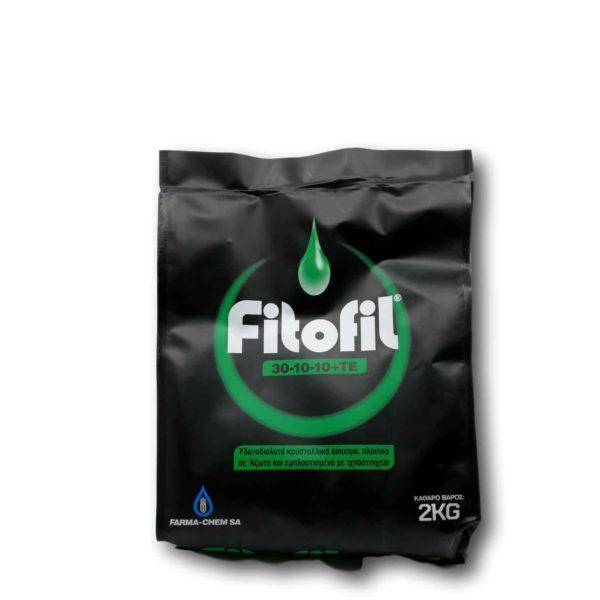 Κρυσταλλικό Λίπασμα Fitofil 30-10-10+TE | 2kg
