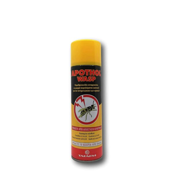 Εντομοκτόνο Apothol Wasp για Σφήκες | 500ml