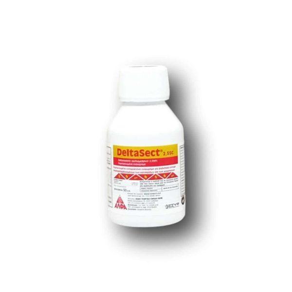 Eντομοκτόνο  Deltasect  2,5 SC | 50cc