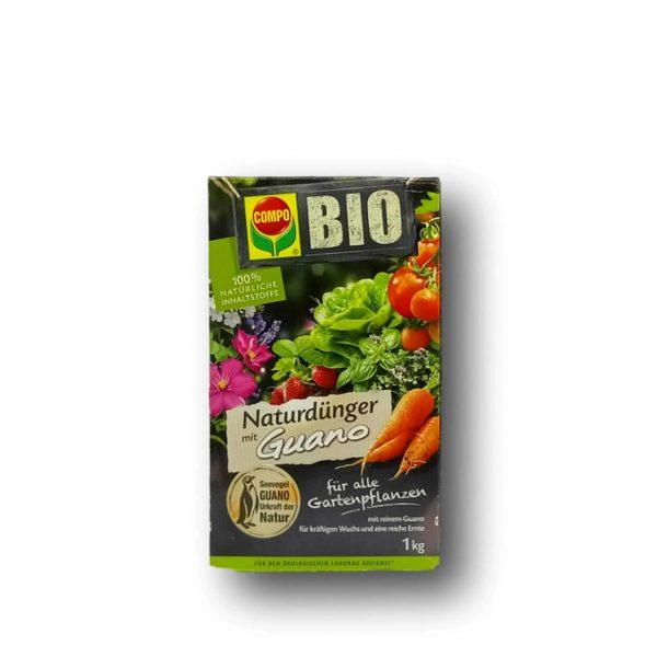 Βιολογικό Λίπασμα Compo με γκουανό | 1kg