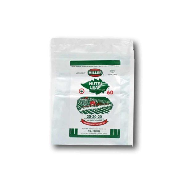Κρυσταλλικό Λίπασμα Nutri – Leaf 20-20-20 | 1kg