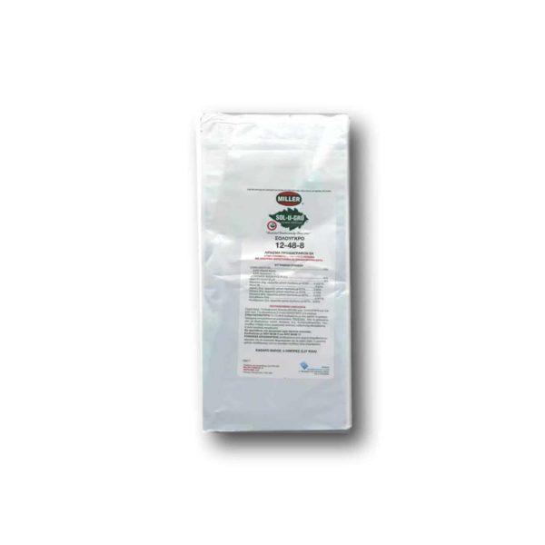 Κρυσταλλικό Λίπασμα 12-48-8 Sol-U-Gro | 2,27kg
