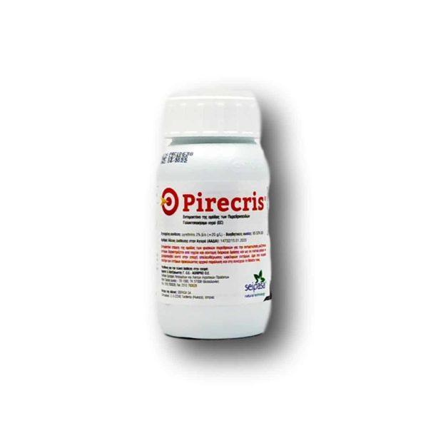 Βιολογικό Εντομοκτόνο Pirecris Φυσική  Πυρεθρίνη  | 125cc