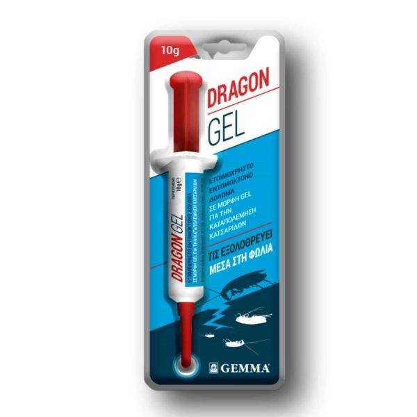 Εντομοκτόνο Dragon Gel   10gr