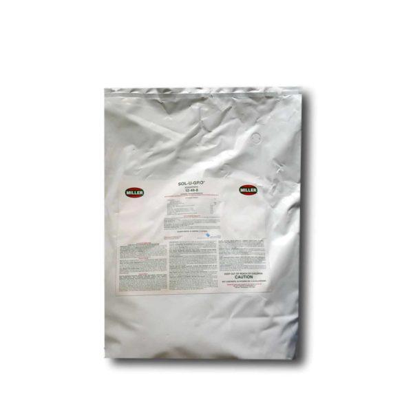 Κρυσταλλικό Λίπασμα 12-48-8 Sol-U-Gro | 11,34kg