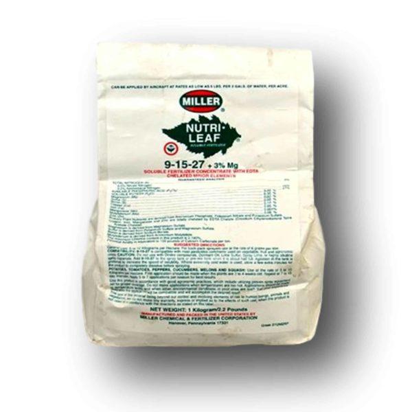 Κρυσταλλικό Λίπασμα 9-15-27 | 11,34kg