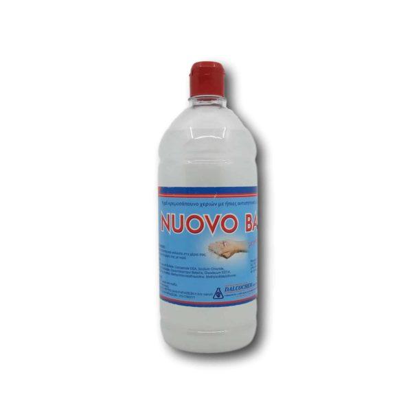 Υγρό κρεμοσάπουνο χεριών Nuovo Bac | 1L