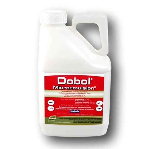 Εντομοκτόνο Dobol Microemulsion | 5lt