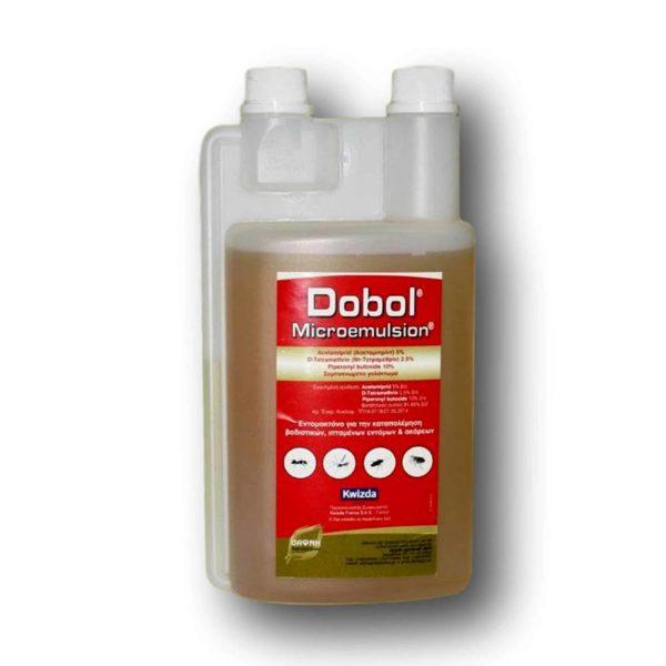 Εντομοκτόνο Dobol Microemulsion | 1lt