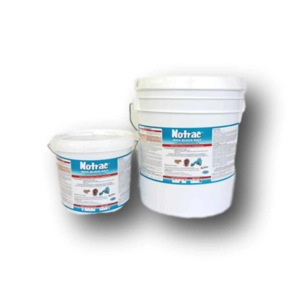 Τρωκτικοκτόνο Notrac Blox 5gr | 5kg