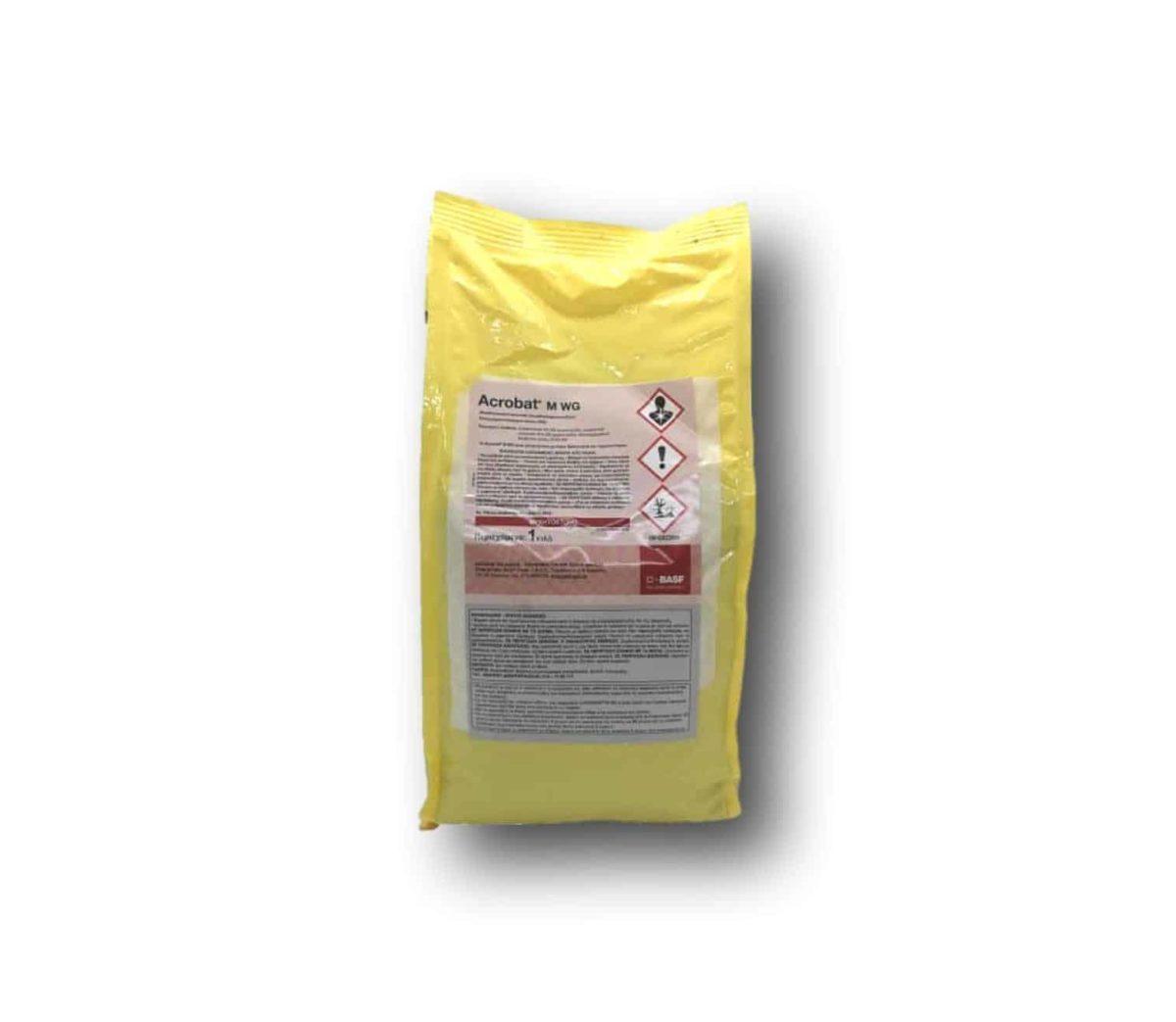 Μυκητοκτόνο Acrobat 7,5/66,7 WG | 1kg