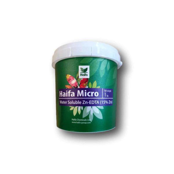 Χηλικός Ψευδάργυρος Haifa Micro Zn-EDTA (14% Zn) | 1kg