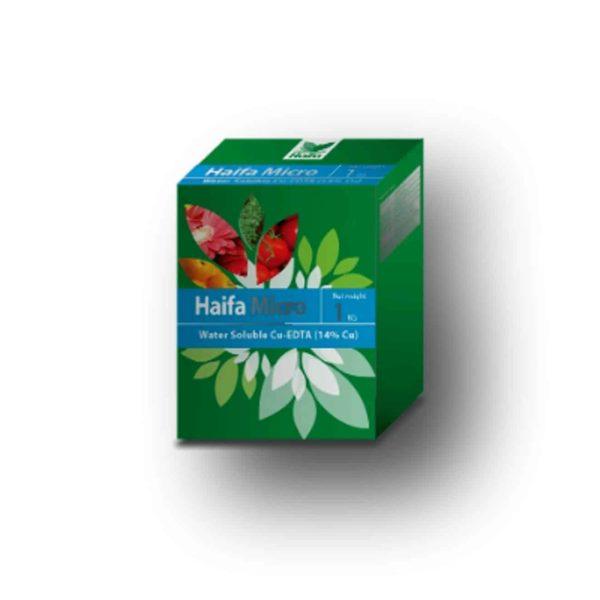 Χηλικός Χαλκός  Haifa Micro Cu-EDTA (14% Cu) | 1kg