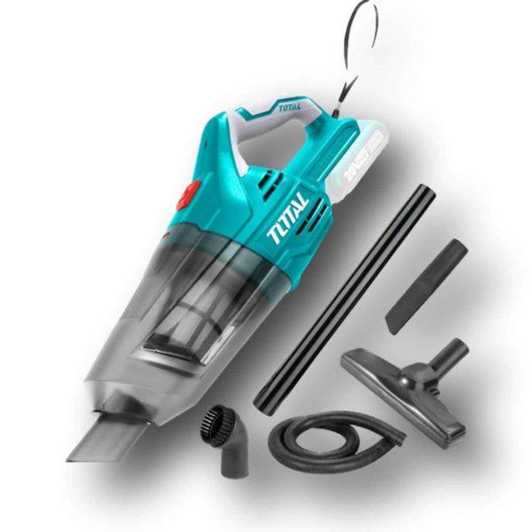 Σκουπάκι μπαταρίας λιθίου Total TVLI2001 | 1 τμχ