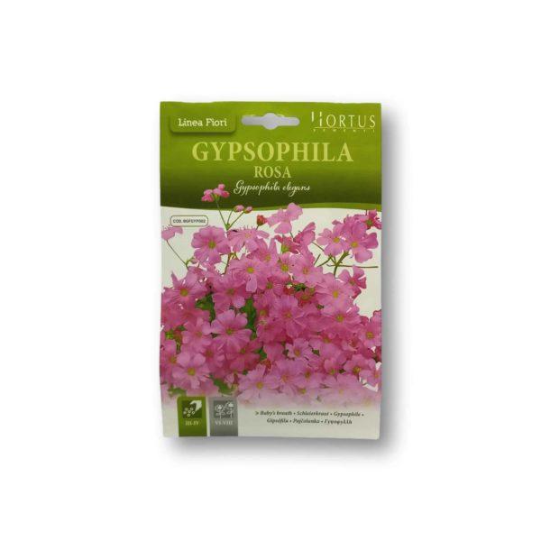 Σποροι Hortus Γυψοφίλη Μικρό Άνθος Ροζ   1 τμχ