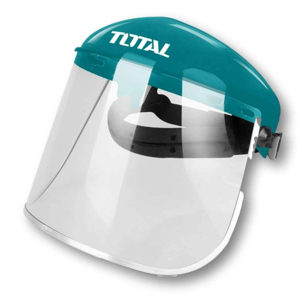 Προσωπίδα Προστασίας Με Πλαστικό Total TSP610 | 1τμχ