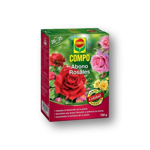 Λίπασμα Κοκκώδες για Τριαντάφυλλα Compo | 850gr