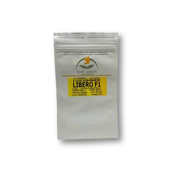 Αγγούρι Libero F1 | 100 Σπόροι