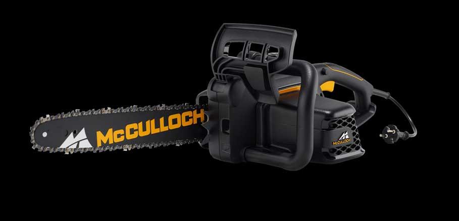 Αλυσοπρίονο McCulloch CSE1835