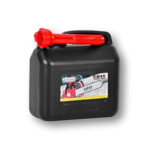 Bax Δοχείο Καυσίμων 5Lit B-5L | 1 τμχ