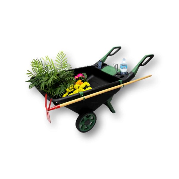 Bax Πλαστικό Καρότσι Κήπου 80Lit WB80 | 1 τμχ
