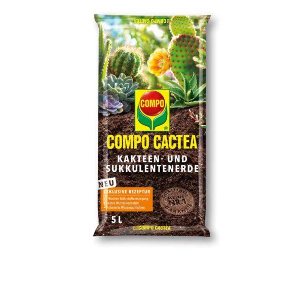 Φυτόχωμα Για Κάκτους Compo Cactea | 5 lt