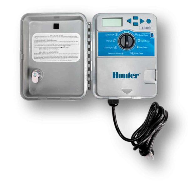 Προγραμματιστής Εξωτερικού Χώρου 6 Στάσεων Hunter X-Core XC-601-E   1 τμχ