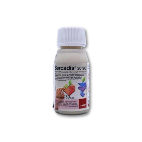 Μυκητοκτόνο Sercadis 30 SC | 30 cc