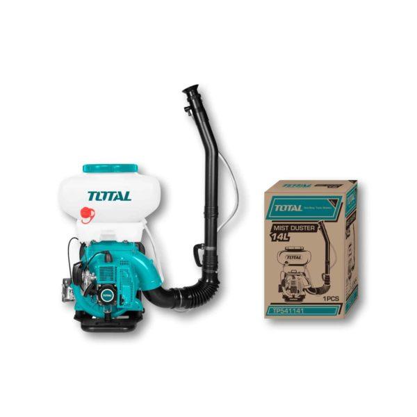 Total Νεοφελοψεκαστήρας – Θειωτήρας Βενζινοκίνητος 41.5cc TP541141 | 1 τμχ