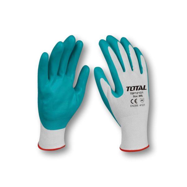 Γάντια Νιτριλίου TSP12101P | 1 ζεύγος