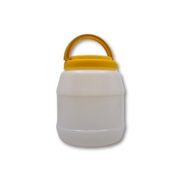 Πλαστικό Βάζο Μελιού   1 lt