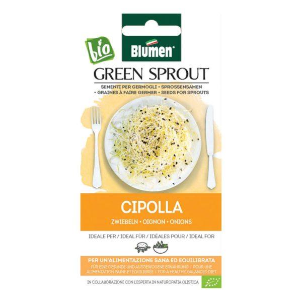 Σπόρος Για Φύτρες Κρεμμυδιού Cipolla   1 τμχ
