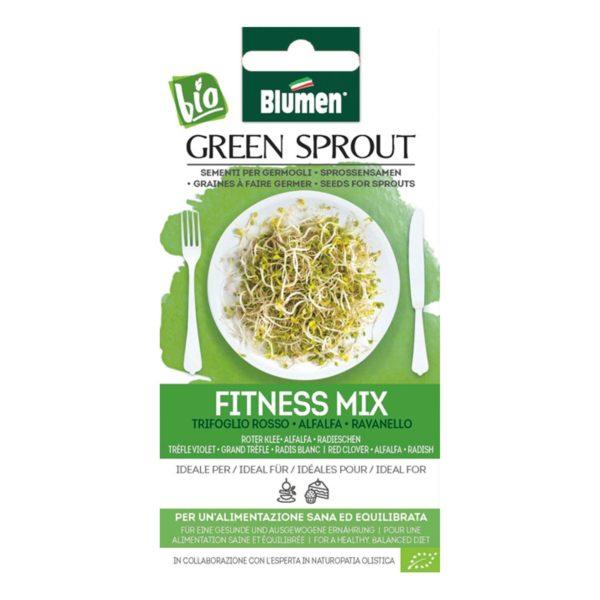 Σπόρος Για Φύτρες Fitness Mix   1 τμχ