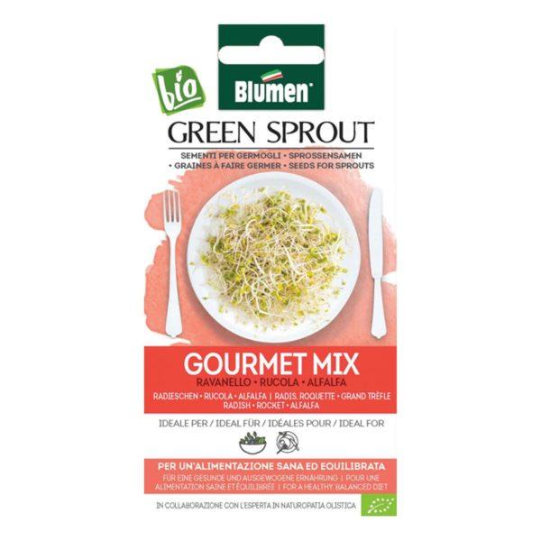 Σπόρος Για Φύτρες Gourmet Mix   1 τμχ