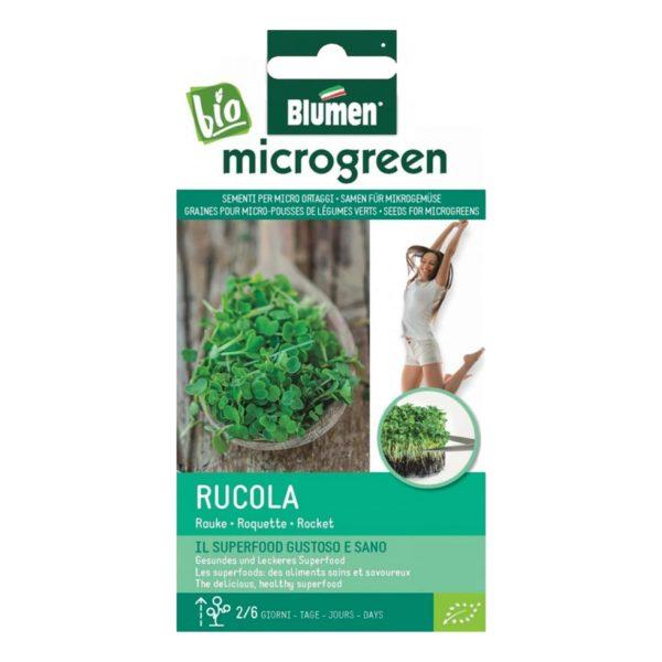 Σπόροι Για Microgreens Ρόκα Rucola   18 gr