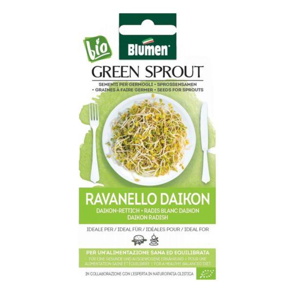 Σπόρος Για Φύτρες Ραπανιού Ravabello Daikon   30 gr