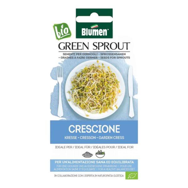 Σπόρος Για Φύτρες Νεροκαρδαμου Crescione   40 gr